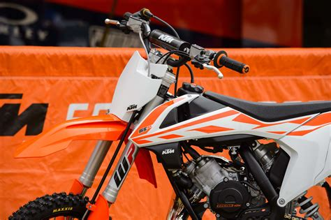 Ktm 50 Forks Ktm 50sx And 65sx Get Air Forks For 2017 Motorcycle News