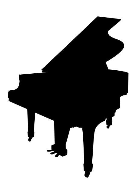 Piano Circuit · Free image on Pixabay
