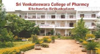 Sv Mba Placements by Sri Venkateswara College Of Pharmacy Etcherla Svcp