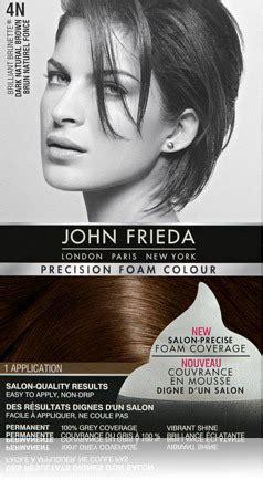 frieda hair color frieda precision foam hair colour reviews in hair