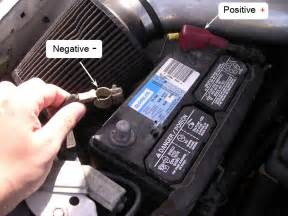 Connected Car Battery Backwards Battery Replacement F150 Ford Trucks