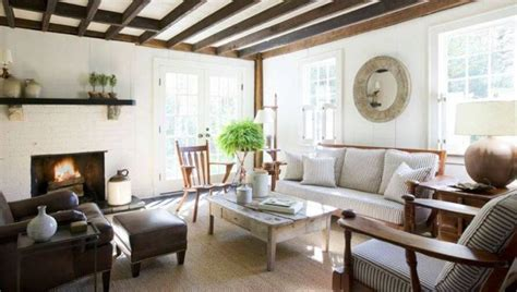 ideas cozy living room exposed beam ceiling ideas for 10 cozy living room interior with exposed roof beam design