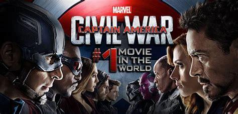 film marvel tersukses civil war resmi berhenti beredar ini hasil capaiannya