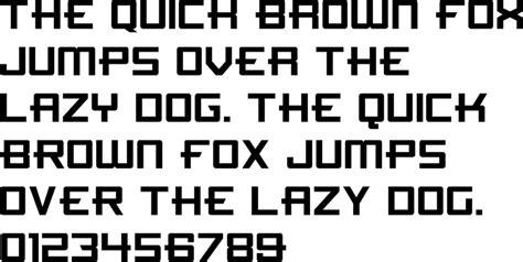 flywheel square fat premium font buy