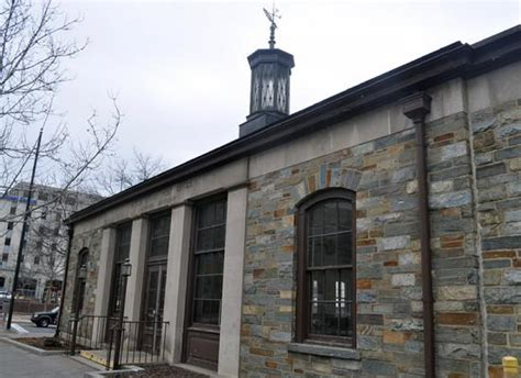 Bethesda Post Office by Fitness Center Will Take Historic Bethesda Post