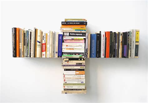 mensola libri mensola per libri quot tus quot 60x105 cm acciao