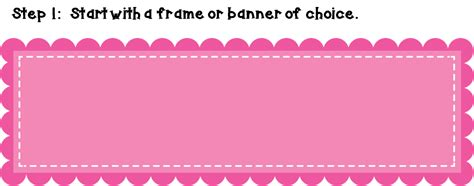 A Frame House Kit by How To Make A Banner Or Button Comprehension Connection