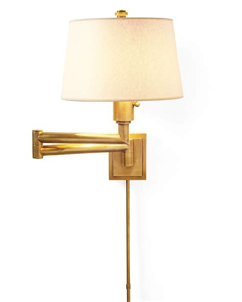 swing arm sconce swing arm sconce serena