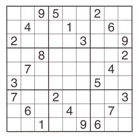 printable sudoku crossword puzzles printable sudoku puzzles 2 coloring kids