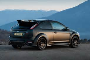 Ford Focud Ford Focus Rs500 Officially Revealed High Res Photos And