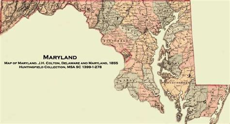 maryland map detailed maryland map maps details