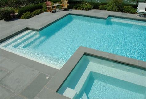 pool coping options for swimming pool coping in natural