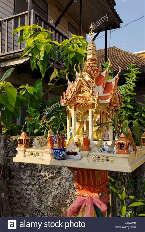 Buy Thai Spirit House 28 Images Gift Thai Traditional Teak House Miniature House