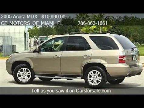 acura mdx navigation system not working 2005 acura mdx touring with navigation system for sale