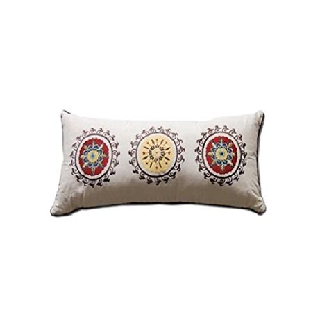 Decorative Roll Pillow by Greenland Home Andorra Decorative Neck Roll Pillow