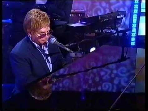elton john original sin elton john original sin top of the pops friday 12th