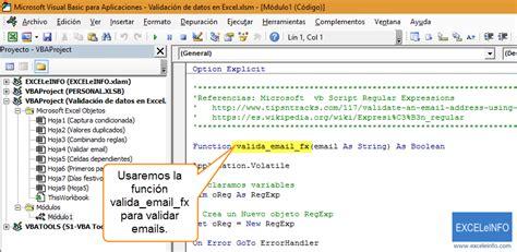 java pattern a za z0 9 curso validaci 243 n de datos en excel parte 5 validar