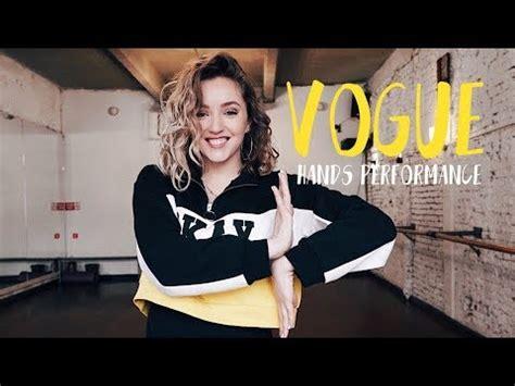 tutorial vogue dance учимся танцевать руками vogue dance tutorial youtube