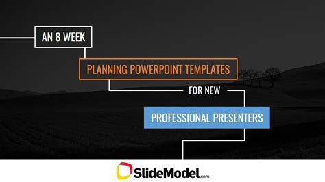 professional templates for powerpoint weekly plan professional powerpoint templates slidemodel