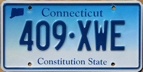 Ct Vanity Plates by Application For A Driver S License In Connecticut Images