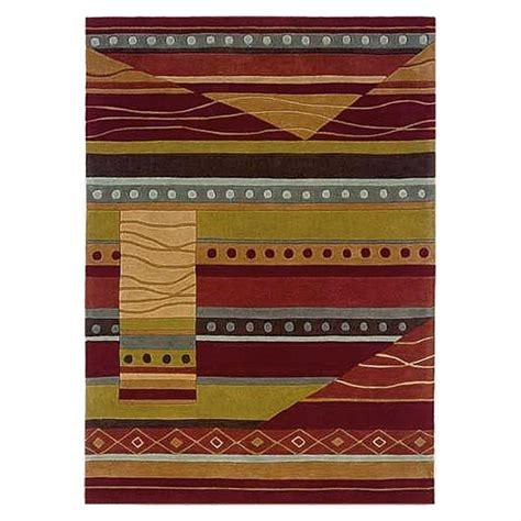 home decor inc linon home decor inc trio collection tempe rug 5 x7