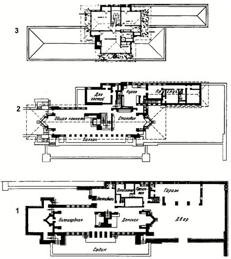 Robie House Floor Plan by Robie House Floor Plan Dimensions
