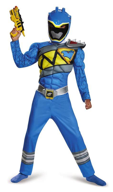 Mainan Power Ranger 5 Dino 28374 costumes the costume land