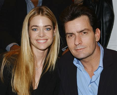 Sheen Richards Are Officially Divorced by Discovery In Sheen Divorce Papers