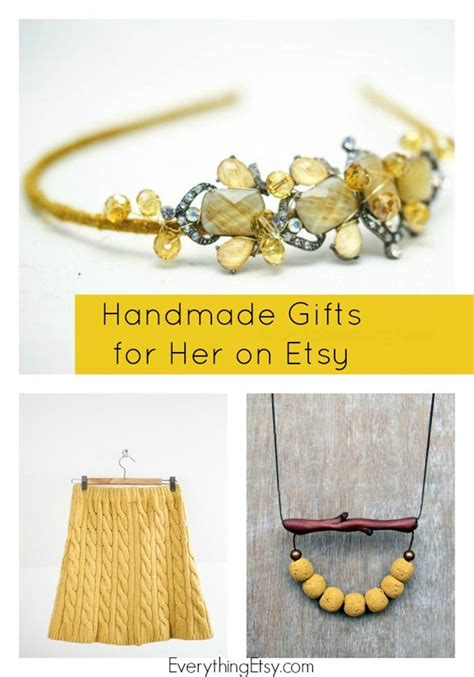Handmade Gifts Etsy - handmade gifts for on etsy everythingetsy