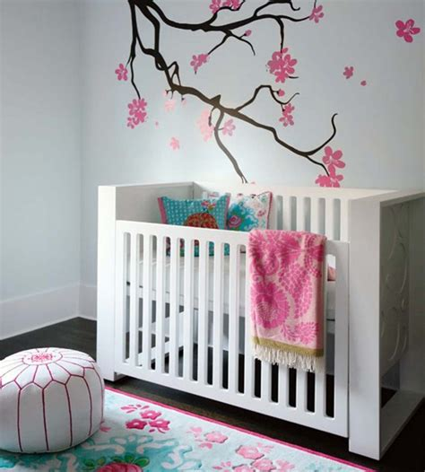 Baby Girl Decorations For Nursery Decobizz Com Baby Nurseries Decorating Ideas