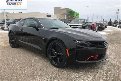 2019 The All Chevy Camaro by New 2019 Chevrolet Camaro Lt Black For Sale 37260 0