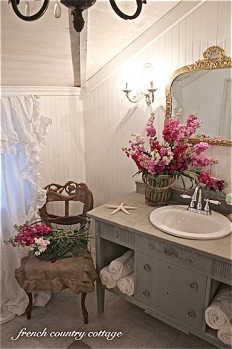 country cottage bathroom makeover on a budget