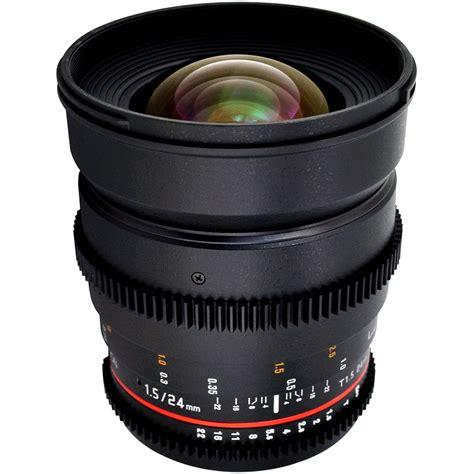 C M B 24 C rokinon 24mm t1 5 cine ed as if umc lens for canon ef cv24m c