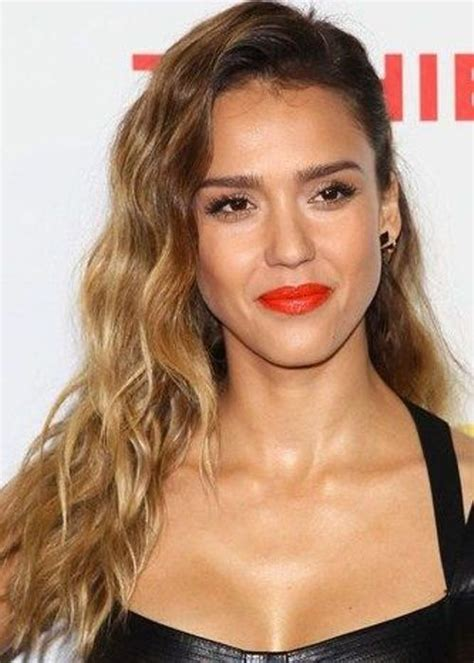 ombre for olive skin herinterest com jessica alba ombre hair color idea