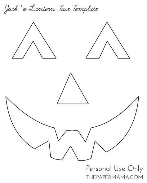 printable jack o lantern faces best photos of pumpkin mouth template jack o lantern