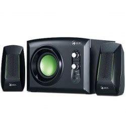 Speaker Genius Sw G 2 1 1250 genius sw g 2 1 1200 30w volume eu speaker