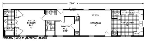 house trailer floor plans 10 great manufactured home floor plans