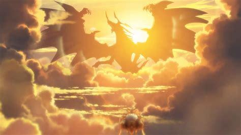 granblue fantasy anime trailer youtube