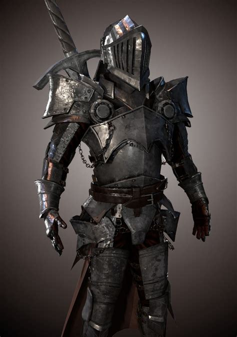 Helm Fighter Steunk Black Fightermetallic Grey 295 best knights images on character character concept and character design
