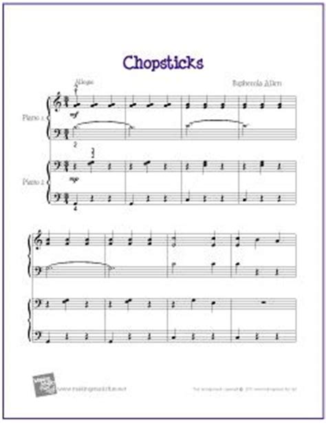 tutorial piano duet 30 best easy piano sheet music for kids images on pinterest