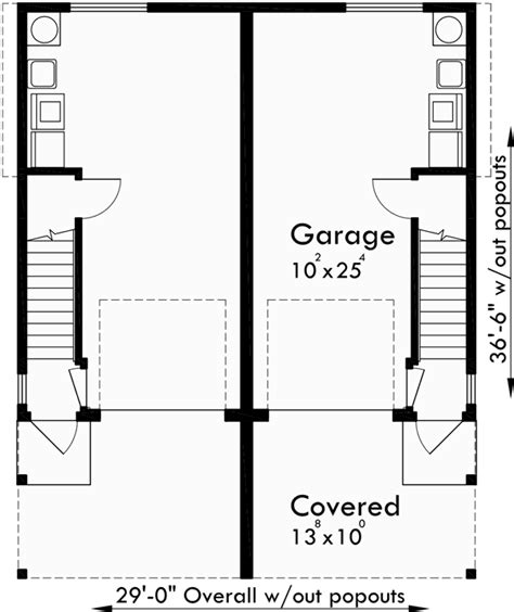 3 story duplex floor plans narrow townhouse plan duplex design 3 story townhouse d 547