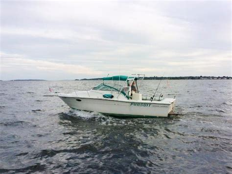 pursuit boats for sale in rhode island 1989 pursuit open barrington rhode island boats