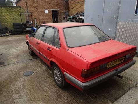 Audi 80 Quattro For Sale Uk for sale audi 80 quattro saloon b2 1983 2 1 5 cylinder