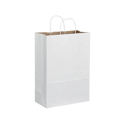 goodie bags white goodie bag merrypak