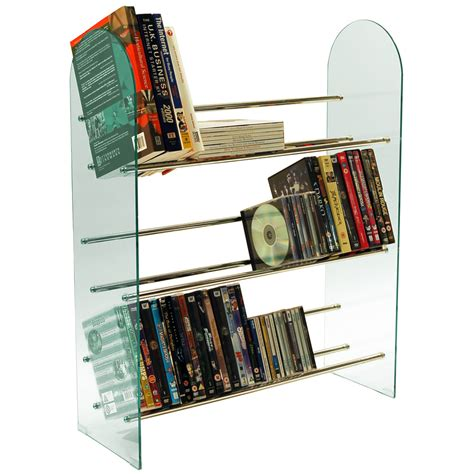 Squished Animal Cd Holder Because You Like Be by Luxor 3 Tier 171 Cd 117 Dvd Media Storage Shelf Rack