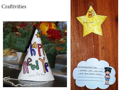 new year crafts kindergarten the constant kindergartener teaching ideas and resources