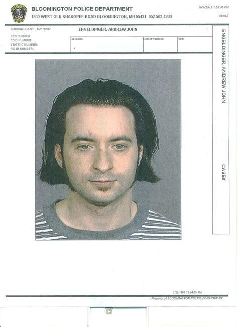Bloomington Arrest Records Engeldinger Had 1997 Arrest On Record Minnesota Radio News