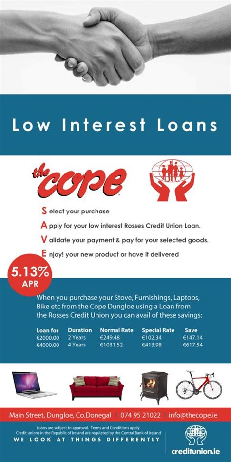 the cope dungloe launches new low interest loan service