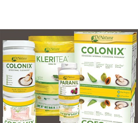 Colonix Detox by The Complete Drnatura Colonix Program Wish List