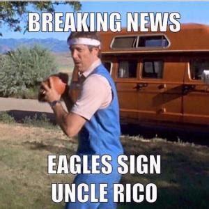 Uncle Rico Meme - philadelphia eagles memes kappit